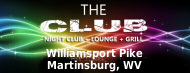 The Club | Nightclub Lounge Grill | Martinsburg WV