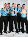 Annapolis Summer Garden's The Full Monty Bares All