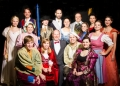 "The cast of ""Into the Woods"", playing at Spotlighters Theatre"