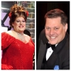Larry Munsey as Edna Turnblad in Tobys Dinner Theater's 'Hairspray'