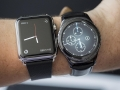 Samsung Gear S2 and Apple watch