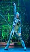 Billy Jackson in 'Cirque Dreams Holidaze'