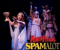 Find Your Grail at Toby's 'Spamalot'