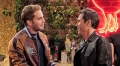 Ben Platt and Eric McCormack in 'Will & Grace