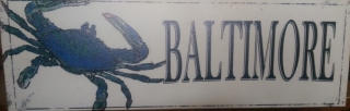 In Bal'more Crab Takes the Cake
