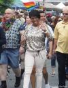 Mayor Stephanie Rawlings-Blake (center), Pride 2015
