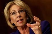 Trump Education Secretary Betsy DeVos