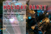 Supporting the Homeless for the Holidays