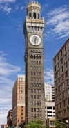 Baltimore's Iconic Bromo-Seltzer Tower