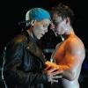 Mike (Joseph Carlson) and Marcus (Jon Hudson Odom) share intimacy
