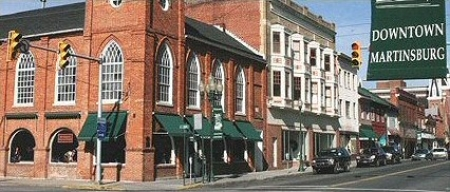 Martinsburg: Biggest Little Town in the Panhandle