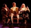 Jeffrey Shankle (L), Brendan McMahon, John Stevenson (R)