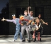Cast of 'Avenue Q' at Olney Theatre Center