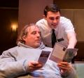 Michael Russotto as Charlie, Wood Van Meter as Elder Thomas