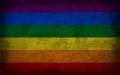 Rainbow Flag in Dire Distress