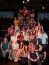 An uptown story  the cast of In the Heights