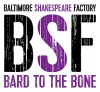 Baltimore Shakespeare Factory's Upcoming 2018 Season